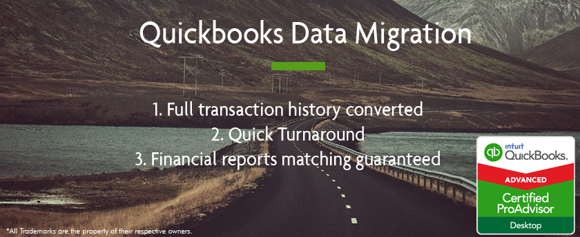 Xero to Quickbooks